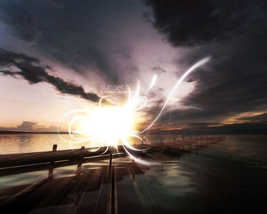 Super Slick Dusky Lighting Photoshop Effect