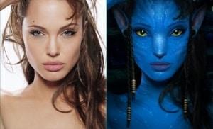 Avatar Photoshop Effect