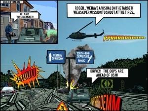 Comic Book Kids Photoshop Effects