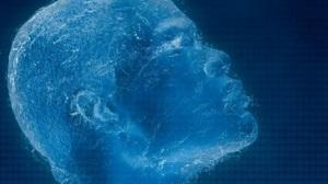 Frozen Liquid Kids Photoshop Effects