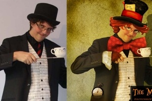 Mad Hatter Photoshop Effects Tutorial