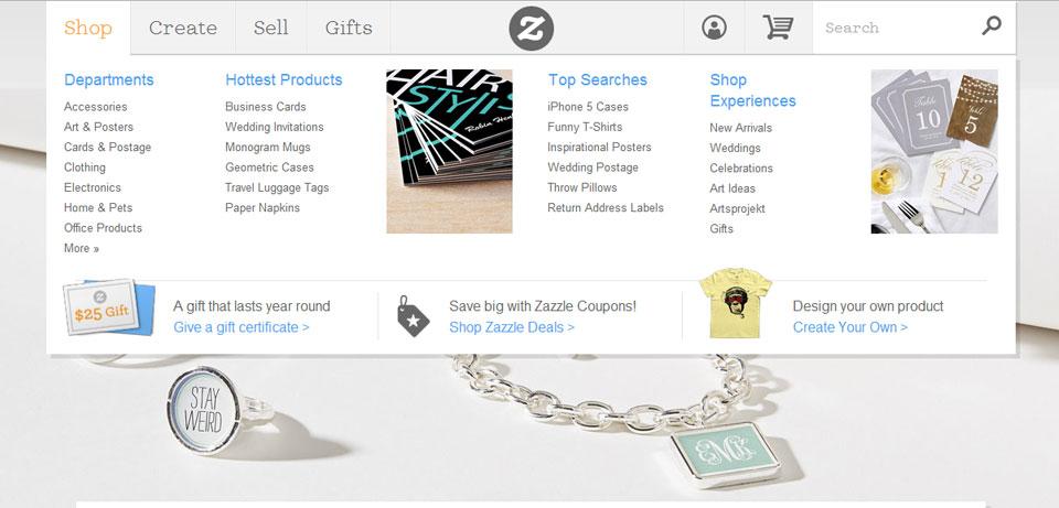 Custom Designs Zazzle