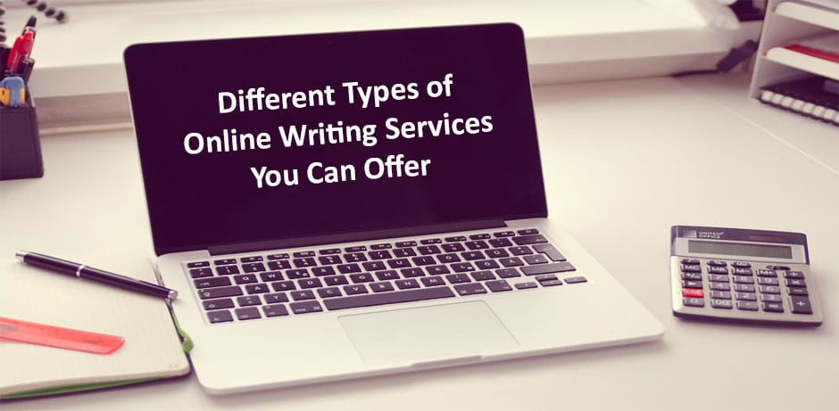 Different services - essay