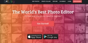 BeFunky Free Photo Editors