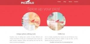 Picadilo Free Photo Editors