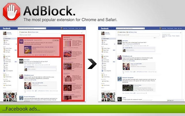 Adblock Plus Chrome Extension