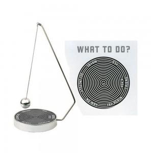 Kikkerland Magnetic Decision Maker Office Gift Ideas