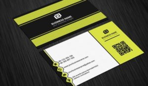 Scratch Examples of Professional Business Card Designs