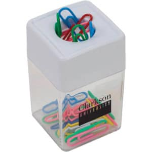 paper clip dispenser inexpensive promotional product ideas