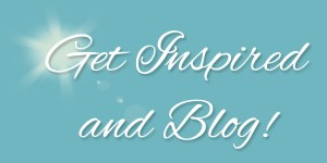 Get Inspired And Blog