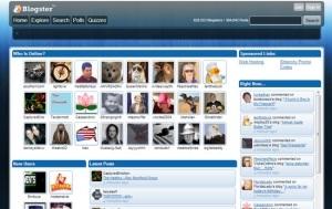 Free Blog Sites Blogster