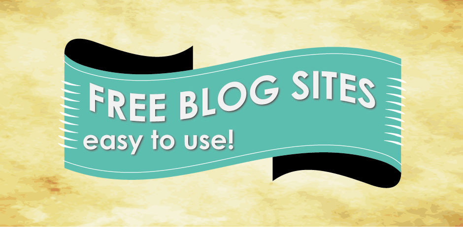 Free Blog Sites Easy To Use WebJess