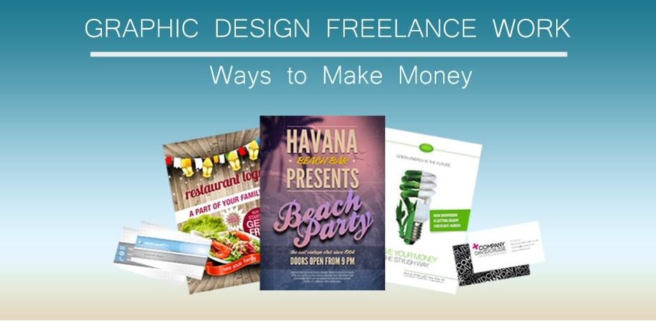 Graphic Design Freelance Work