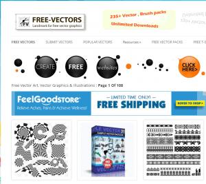 Free-Vectors Free Vector Download Sites