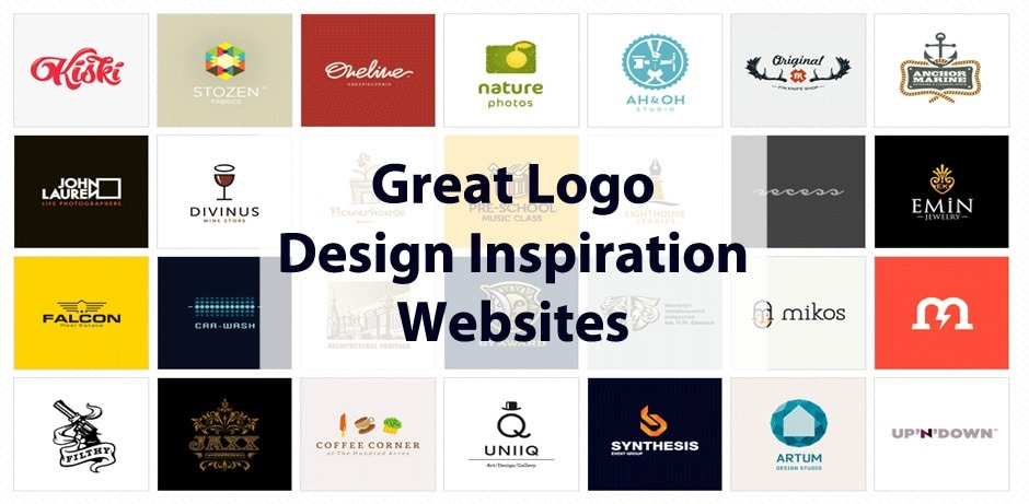 Logo design inspiration the image kid for Decorating sites