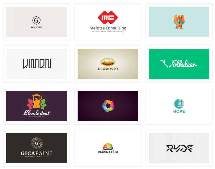 LogoMoose Logo Design Inspiration