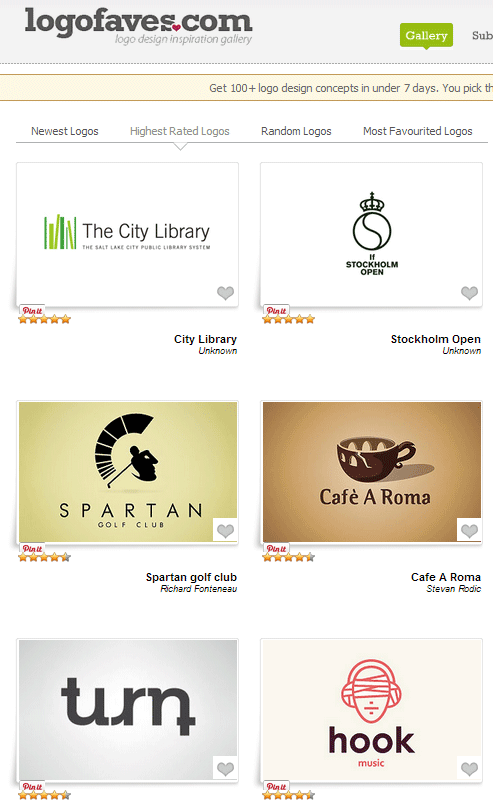 Logofaves Logo Design Inspiration