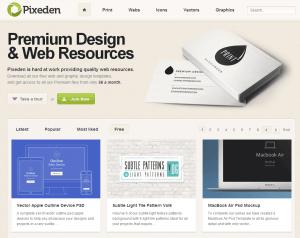 PIxeden Free Vector Download Sites