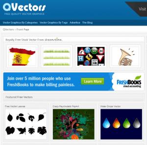QVectors Free Vector Download Site