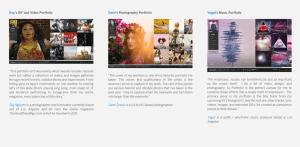 New Myspace Portfolio