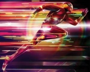 Glowing Superhero Photoshop Lighting Effects