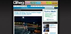 Digital Camera World Photoshop Tutorials Website