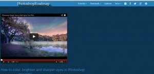Photoshop Road Map Photoshop Tutorials Website