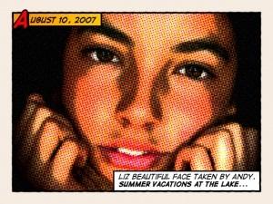Retro Comic Book PhotoShop Effect