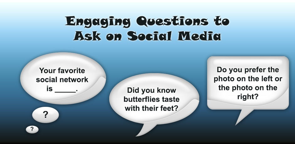 Engaging Questions to Ask on Social Media