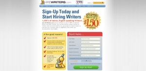 Hire Writers Freelance Writer