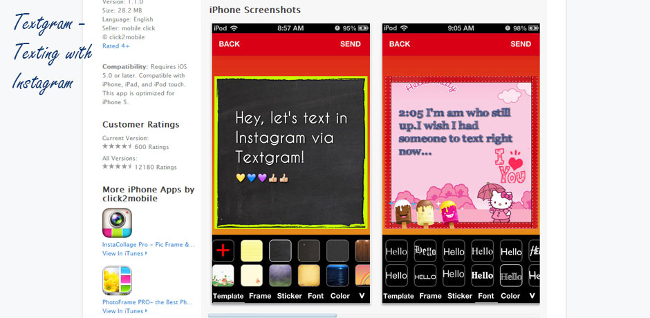 Pictures-to-Post-on-Instagram-TextGram-Texting-with