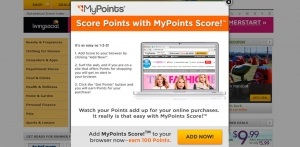 MyPoints Review Score