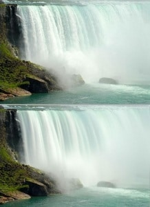 Create Silky Smooth Waterfalls Landscape Photoshop Effect Tutorial