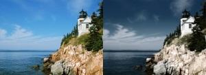Creating Dreamy Photos Landscape Photoshop Effect Tutorial