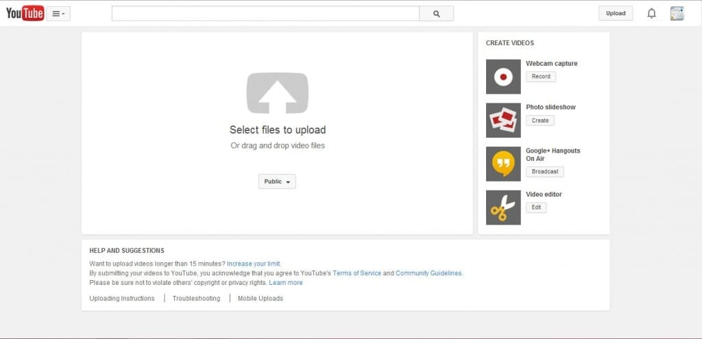 Become a Master of YouTube Yourself Today Upload