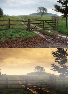 Atmospheric Landscape Photoshop Effect Tutorial