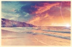 Instagram your Images Landscape Photoshop Effect Tutorial