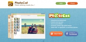 PhotoCat Free Photo Editors