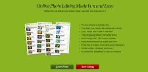 Ribbet Free Photo Editors