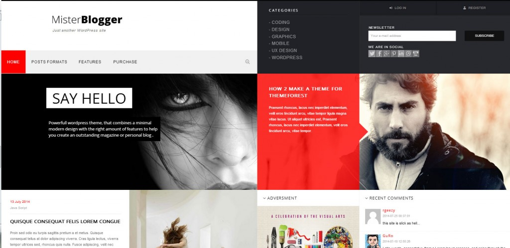 MisterBlogger-Top-Rated-Wordpress-Themes-for-Bloggers