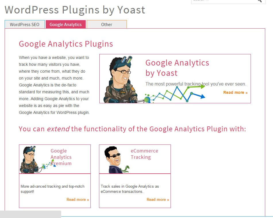 Analytics by Yoast Best Plugins WordPress