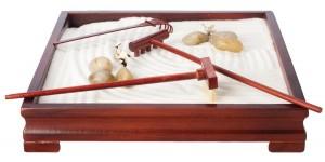 Deluxe Zen Garden desk gadget
