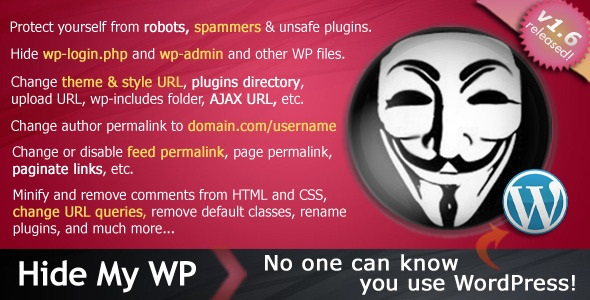 Hide My WP Best Plugins WordPress
