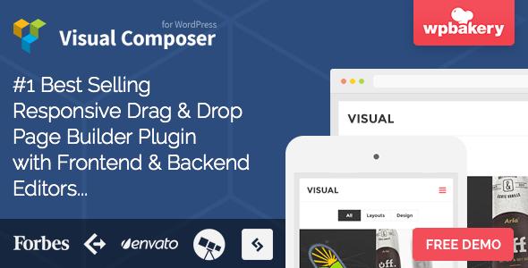 Visual Composer Best Plugins WordPress