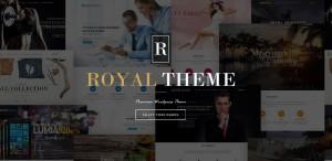 Royal Parallax WordPress Themes