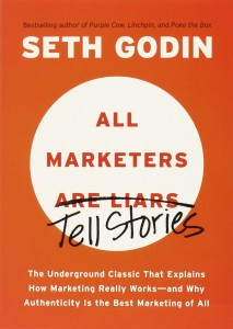 All Marketers Are Liars-The Underground Classic That Explains How Marketing Really Works-Seth Godin