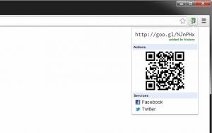 goo-gl URL Shortener Chrome Extension