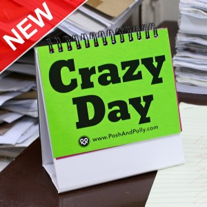29 Different Fun & Practical Flip-over Messages Office Gift Ideas