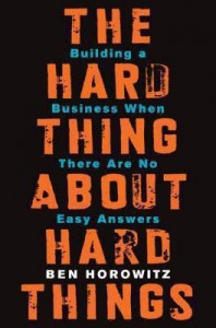 The Hard Things About Hard Things 10 Top 2016 Entrepreneur Books to Ring in the New Year