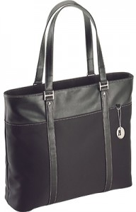 WOMEN'S MOBILE EDGE ULTRA TOTE WITH LEATHER TRIM- 15.4 MAC COMPUTER CASES Cool Laptop Bags